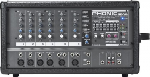 Phonic POWERPOD 620 Plus